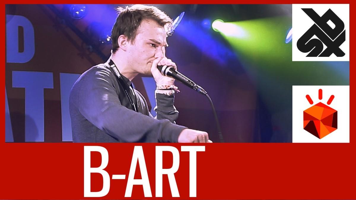 B Art: Grand Beatbox Battle 2015